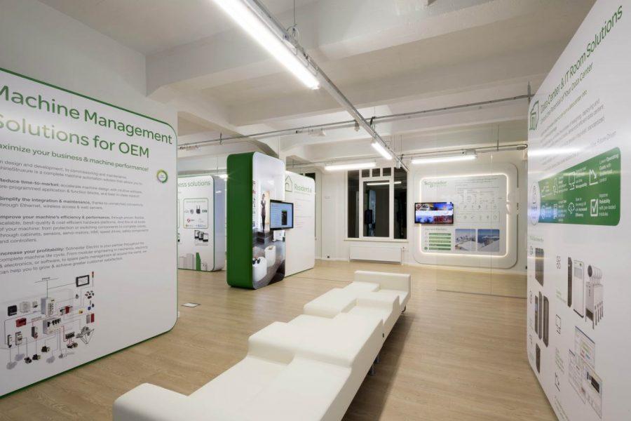 4_Schneider Electric_Showroom2014 2
